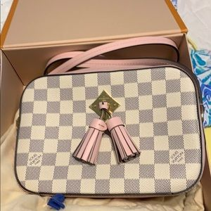 Louis Vuitton saintonge Daniel azur